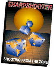 SharpShooter / PARR Course - Craps Dice Control DVD 's - w/ Data & Audio CD's