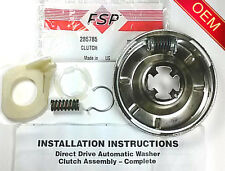 285785 AP3094537 PS334641 NEW Genuine OEM Washer Clutch Whirlpool Kenmore