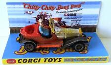 CORGI Juniors CHITTY CHITTY BANG BANG Diecast Model on Custom Display Stand [a]