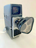 """Bell and Howell movie camera Vintage """" electric eye """" 8mm"""