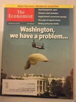 The Economist Magazine Donald Trump Is a Problem September 11, 2015 040119nonrh