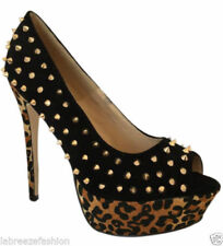 Unbranded Evening & Party Animal Print Heels for Women