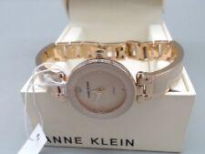 Anne Klein Pink Dial Ladies Watch, Worn Box