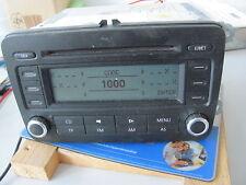 Radio VW Touran RCD300 RCD 300 Modell 2006 1K0035186P