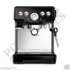 Breville Espresso Cappucino Infuser Black Sesame Coffee Machine BES840BSXL