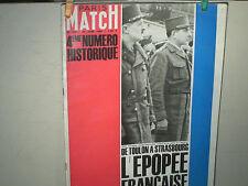 PARIS MATCH 27 06 1964 N°794 COMMEMORATIF LIBERATION  1944  /CAHIER SPECIAL