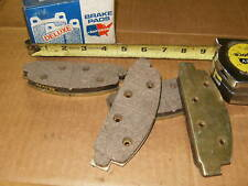 New Disc Brake Pad D-131 76-78 Mazda,Cosmo Fronts