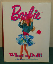 Barbie: What a Doll! by Laura Jacobs (1994, Book, Illustrated)
