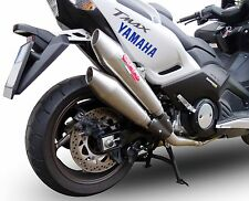 LIGNE COMPLETE GPR DOUBLE POWERCROSS YAMAHA TMAX 530 2012/16