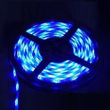 16.4FT 3528 BLUE 300LEDs Chasing  LED Strip & Remote