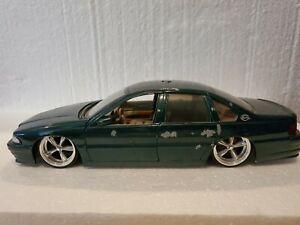 jada 1/24 diecast dub city. 1996 Chevy Impala SS