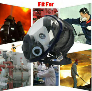 Respirator Gas Mask Full Face Painting Spraying Facepiece safety mask F 6800 USA