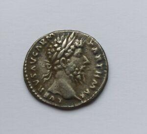 ANCIENT ROMAN SILVER DENARIUS LUCIUS VERUS /161-169AD/