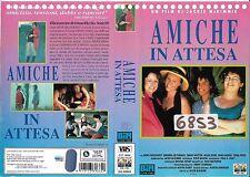 AMICHE IN ATTESA (1991) vhs ex noleggio