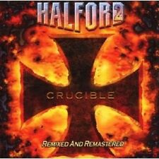 "Halford 2 ""Crucible"" CD 16 tracks nuovo"