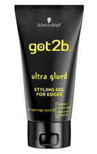 Schwarzkopf Got2b Ultra Glued Spiking Glue Screaming Hold Water Resistant 150g