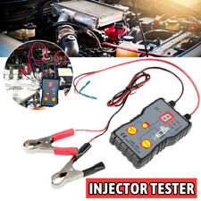 12v Auto Fuel Injector Tester 4 Pluse Modes Car Injector Cleaner Controler