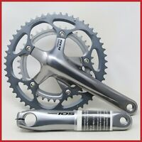 NOS SHIMANO 105 FC-5600 10S SPEED CRANKSET 175mm 53/39T HOLLOWTECH II ROAD BIKE