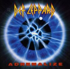 DEF LEPPARD ADRENALIZE REMASTERED Deluxe Edition 2 CD DIGIPAK NEW