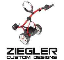 NEW Motocaddy ZIEGLER S1 Pearl Red with Lithium
