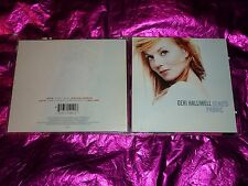 GERI HALLIWELL : SCHIZOPHONIC : (CD,10 TRACKS,1999)