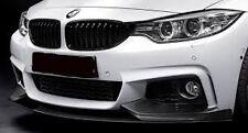 Front Splitter Carbon Fiber Genuine BMW 4 Series F32 M Performance 51192334548