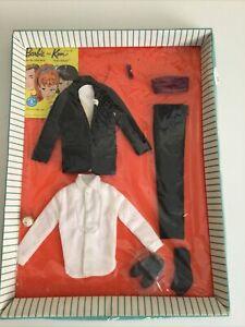 Vintage Ken Tuxedo Wedding Outfit #787 NIB NRFB 1963 Sealed