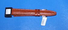 CONDOR Pad Calf Skin 18mm Brown Watch Strap