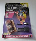 PA15 VINTAGE 1980\'S HASBRO TRANSFORMERS GI DEAD END WITH CARD
