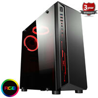 AMD 9700 Quad Core 8GB DDR4 1TB Desktop Gaming PC Computer Radeon R7 HDMI jpc3