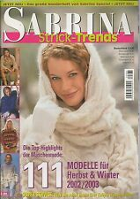 Sabrina Strick-Trends, Sonderheft,  S 384, unbenützt