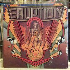[SOUL/FUNK/JAZZ]~EXC LP~ERUPTION~Featuring PRECIOUS WILSON~Self Titled~{1978~ARI