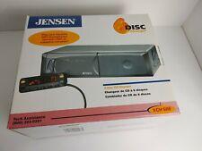 New listing Brand New in the box, Jensen 6 Disc Cd Changer/ Xch 6Rf