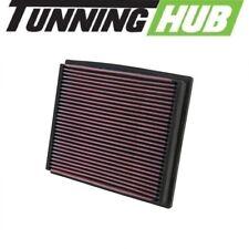 K&N 33-2125 KN Air Filter Replacement For AUDI 94-05, SKODA 01-08, VW 96-05