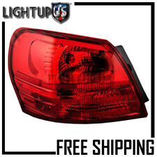 Fits 2008-2014 Nissan Rogue Left Driver Side LH Rear Outer Brake Taillight