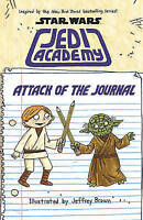 (Good)-Attack of the Journal (Jedi Academy) (Stationery)-Brown, Jeffrey-14071632