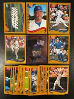 2002 TOPPS CHICAGO CUBS TEAM SET (27) CARDS