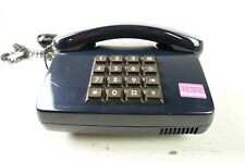 Post Tastentelefon Tel 01 LX 80er Jahre Blau Tisch Fernsprechapparat X-124