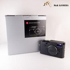 Leica M10 Monochrom Black Digital Rangefinder Camera #050
