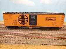 Ho Scale Athearn Santa Fe 2248 50' Mechanical Reefer Rtr O/B