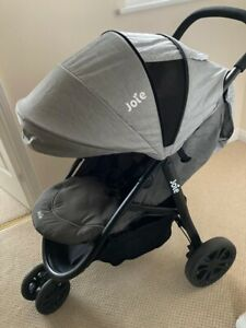 Joie 3-wheel Stroller In Excellent Condition