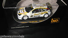IXO 1:43 FORD FOCUS RS WRC #46 RALLY MONZA 2006 V ROSSI  & C CASSINA  RAM255