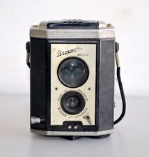 Vintage Rare Collectible Brownie Reflex Made In England Kodak Ltd Box Camera