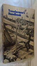 TRAWLERMEN'S HANDBOOK R C Oliver Fishing News 1975 uk trawlers mutual insurance