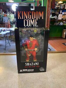 2005 DC Direct Kingdom Come SHAZAM! Action Figure MOC