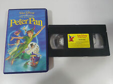 PETER PAN - VHS CINTA TAPE LOS CLASICOS DE WALT DISNEY