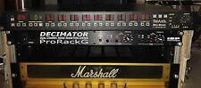 ISP Decimator Pro Rack G Noise Gate für Amp wie Diezel Marshall Mesa Boogie etc