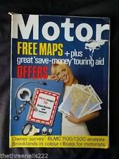 March Motor Cars, 1970s Transportation Magazines