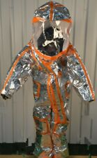 Last One Kappler Frontline 500 Chemicalfr Protection Suit Nfpa 1991 Sz 2x 3x