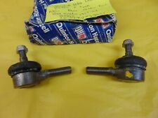 VAUXHALL VELOX CRESTA PA  VICTOR F TYPE NEW PAIR OF OUTER TRACK ROD ENDS 57-62